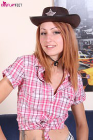 31.01.2016 · Thena · Cowgirl